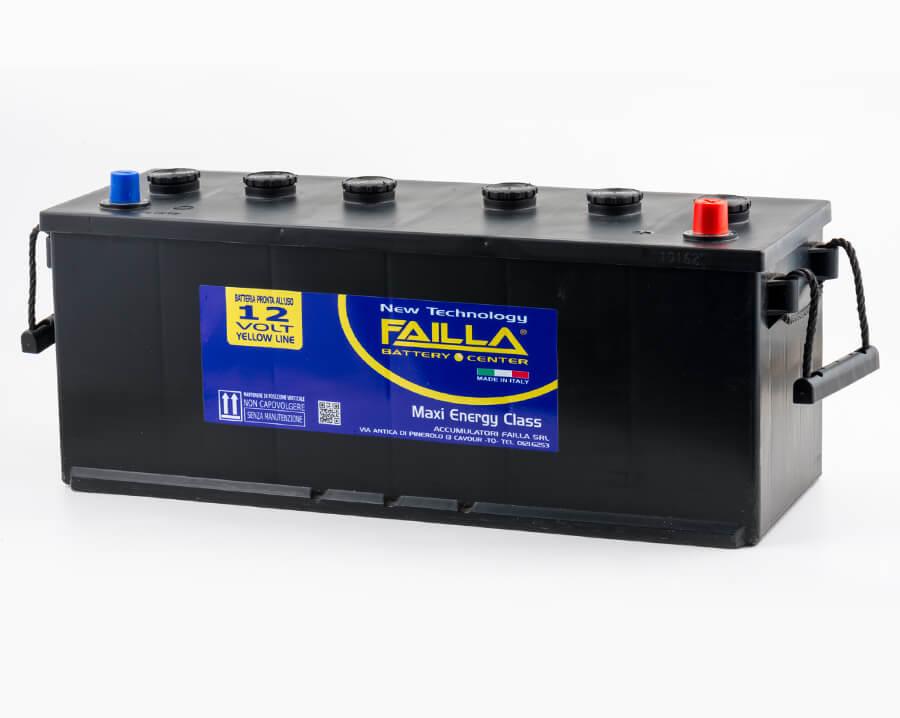 failla batterie avviamento yellowline mezzi pesanti