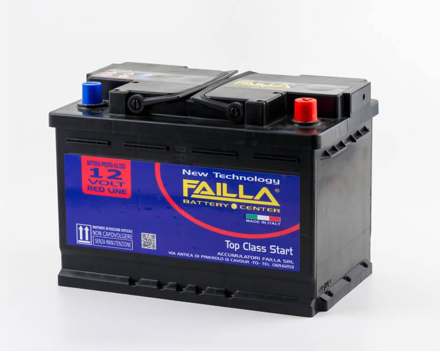 Failla batterie avviamento Redline