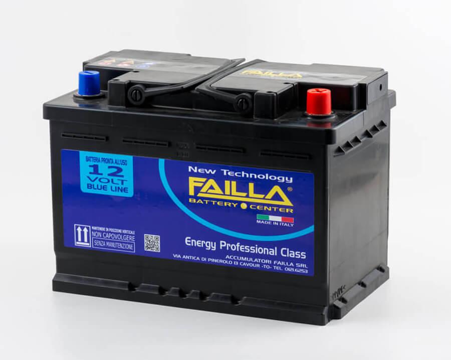 Failla batterie avviamento Blue Line